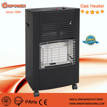 15 years gas experience infrared gas heaters