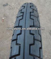 Direct factory Cheap China Motorcycle tyres size 3.00-18