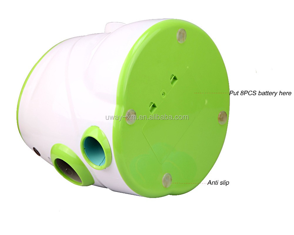 Smart automatic pet ball launcher for dogs, CE/FCC/ROHS