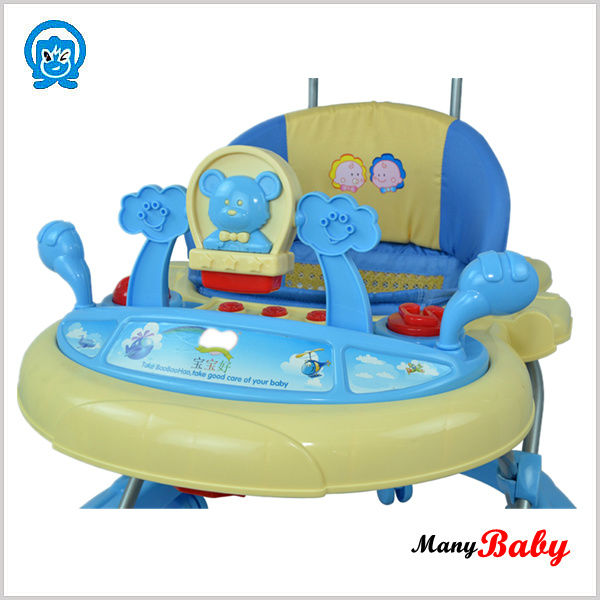 2015 good quality BBH baby Walker ,kids walker baby toys china