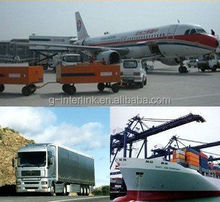 international shipping rates from china to USA service from foshan warehouse