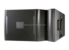 VRX series line array system of passive professional speakers can free collocation with suspension number