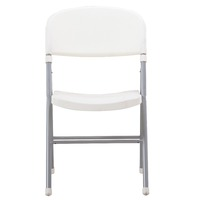 Outdoor folding chair wholesale white resin picnic time folding chair