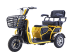New style 3 Wheel electric bike/ Led Electric tricycle for adult