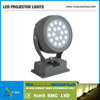 YJX-0016 IP65 18W round stand projector wall mounted LED work light