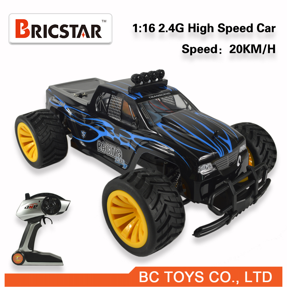 Huanqi 761 1:10 4wd hobby rc buggy rtr gas powered rc cars