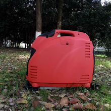 AC single phase 2.5kw small portable digital petrol inverter generator for sale