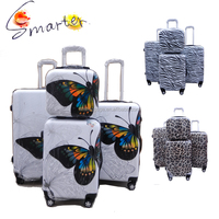 Colorful Butterfly Pattern And Pc Material