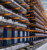1200kgs heavy capacity racking storage shelf adjustable shelves cantilever arm racks multi-tiers pipe rack system
