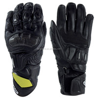 Carbon fiber protection gloves/Gloves for motorbike riders/Auto Moto ridding Gloves