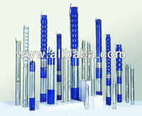 Deep well submersible pump.
