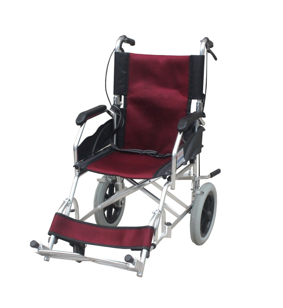 Unique design high quality wheel chair with umbrella device and table