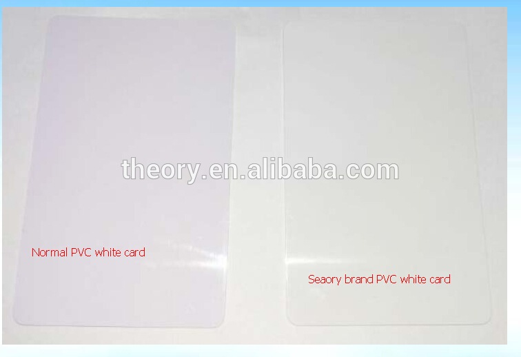Shenzhen Manufacturer Directly Supply Blank PVC Card