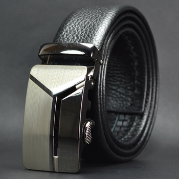 Genuine Leather Various Types And Styles Of Leather Belts for men
