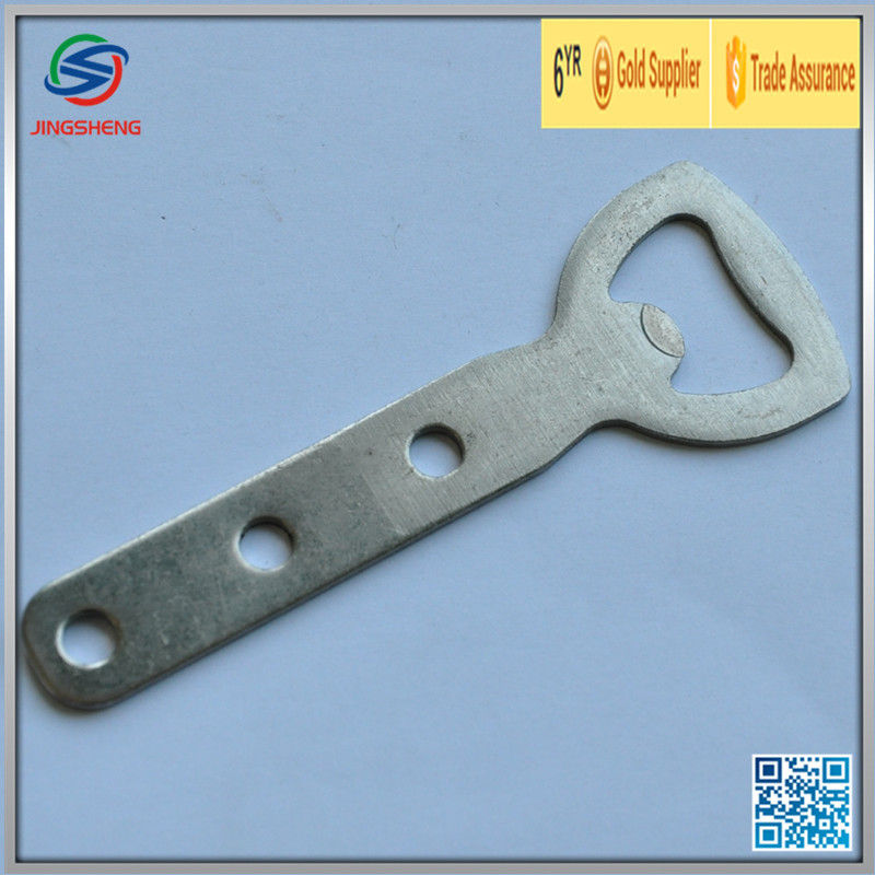 Pressing sheet metal stamping/stainless steel/metal bottle opener