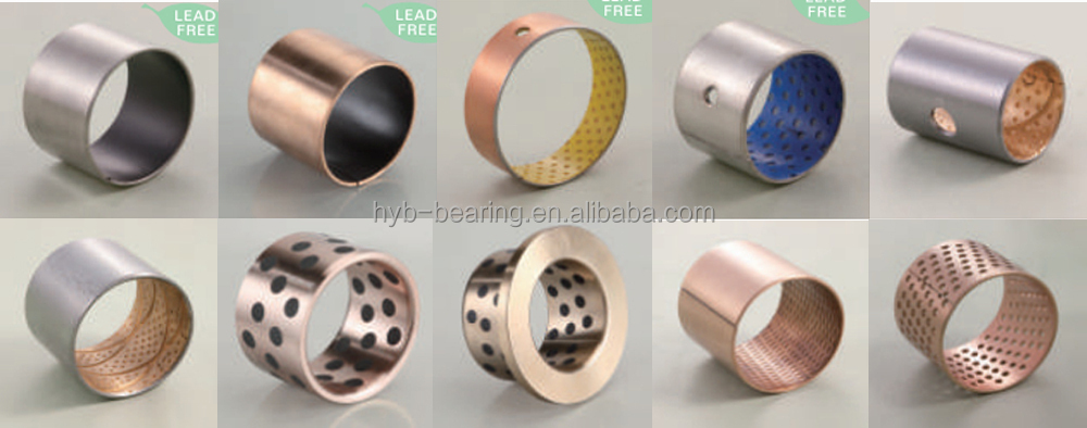 Plain Self Lubricant Slide Wear du bush/dx bush/bushing