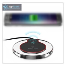 Wireless charger for PC/Notebook/Furniture/Blackberry/Bluetooth/Lumia/HTC Qi Standard USB 5V Input Wireless Charging Pad