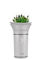 HEPA Plant Air Purifier KJF100C in Silver