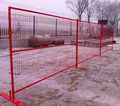 "2""*4"" mesh opening Canada construction event safety temporary fence"