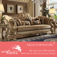 High Quality 6410# sofa furniture cleopatra style