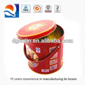 Wholesale tin bucket with lid tin bucket manufacture