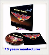 pop music disc replication and dvd cd replication and printing with good price
