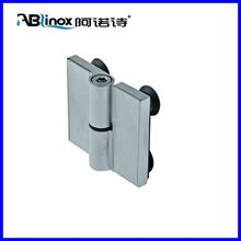 clamp for frameless glass facade hinge for folding table