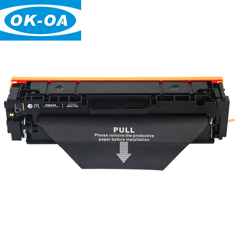 Consumer Products Refill toner Cartridge cf400 for hp