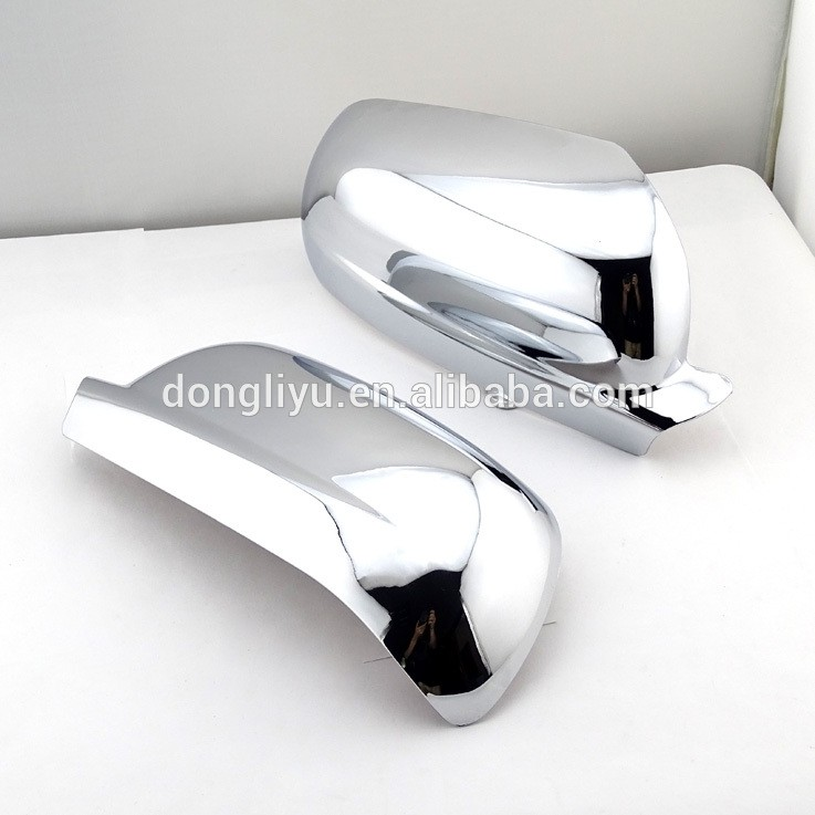 chrome side mirror cover volkswagen polo accessories passat parts