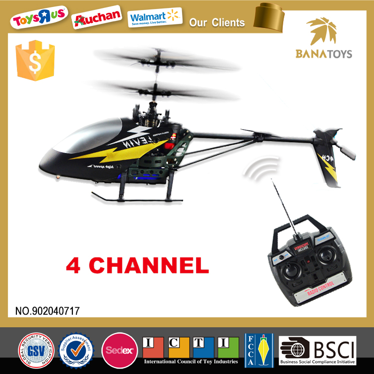 Top-ranking electric remote control rc helicopter ICTI supplier dc motor helicopter