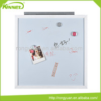 Corrugated cardboard backing magnetic metal sheet magnetic whiteboard