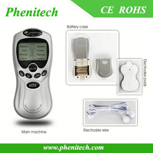 Wholesale cheap mini electric pulse therapy massager