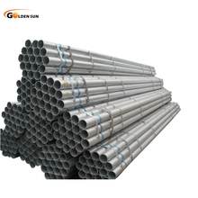 (API 5L X60) astm a53 100mm welded ms gi pipe price,different size of galvanized iron pipe size