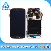 with competitive price china spare parts for samsung galaxy s4 lcd i9500 digitizer assembly
