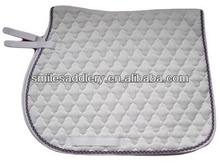 Quilted Saddle Blanket
