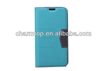 2014 newest Leather Wallet Case for Samsung s5