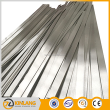 Wholesale 10mm 12mm thick 16mm Steel Structure stainless steel profiles flat bar