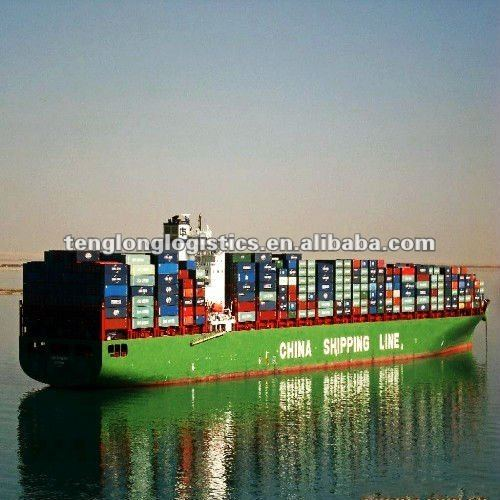 Sea shipping from shenzhen to GUADALAJARA and Jaen of Spain