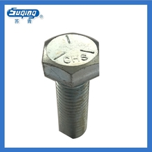Wholesale Low Price Different Size Hex Head Bolt