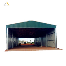 Prefabricated Metal Building For Car Hangar