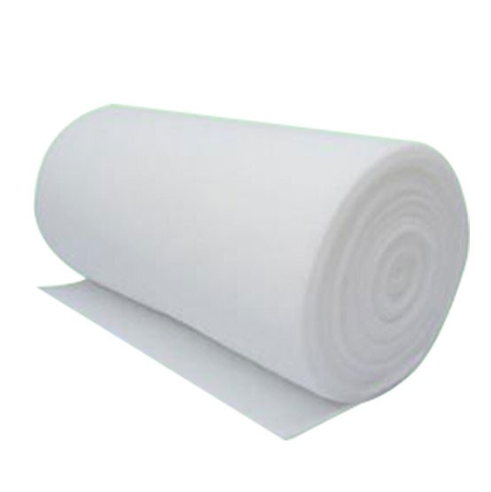 Polyester washable air inlet cotton