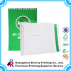 Wholesale Custom Soft cover printing a5 size exercise book
