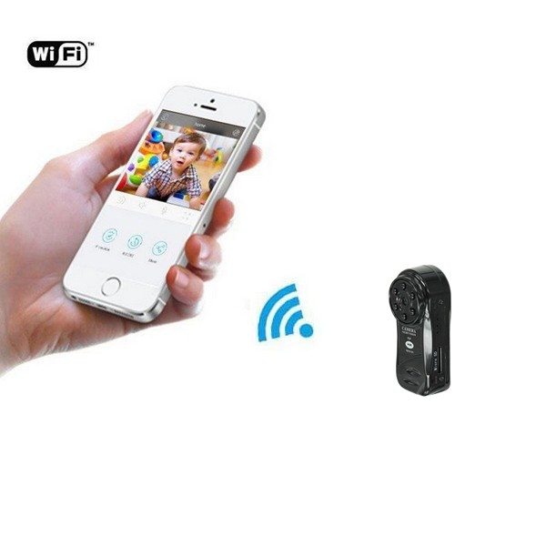 Best Selling 0.3 Megapixel Mini Wifi Hidden Camera