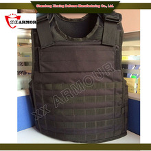 China wholesale Nylon back protect concealable bullet proof vest