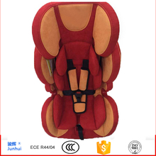 wholesale fabric and soft ece r44/04 child car seat