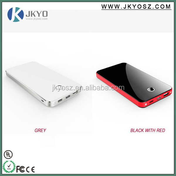 2016 Newest Portable <strong>mobile</strong> QC2.0 power bank with USB type <strong>C</strong> Output Quick Charge 2.0 Power