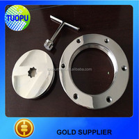 Marine hardware high quality and low price 6'' deck plate,SS316 plates for sale