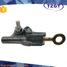 Hot sale high quality power accessories electric pole line hardware/transmission Hardware/suspension clamp