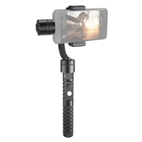 "V2 3-Axis Handheld Phone Gimbal Stabilizer for Smart Phone Multi-functional Steady for 3.5"" to 5.5"" i-Phone Sam-sung"