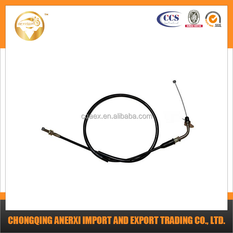 YBR125 Motorcycle Throttle Cable, Motorcycle Accelerator Cable